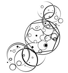 Circular Gallifreyan - Inspiration (don't know the meaning)