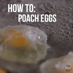 How to Poach Eggs A StepbyStep Guide Recipes and Cooking is part of Poached eggs - Egg poaching takes practice But with these easy steps from Food Network, you'll get the hang of it in no time Watch the howto video for more details Best Egg Recipes, Healthy Recipes, Top Recipes, Recipes For Eggs, Egg Recipes For Dinner, Cooking Poached Eggs, Poached Egg Recipes, Poached Eggs Microwave, Vegetarian Recipes