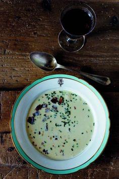 L'ami Jean's Parmesan Soup Parmesan Soup Recipe