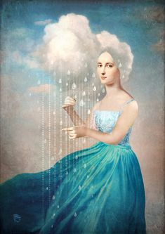 Poster   MELODY OF RAIN von Christian Schloe   more posters at http://moreposter.de