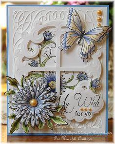 Heartfelt Creations - Deliecate Asters