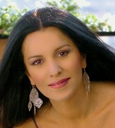 Angela Gheorghiu, great Romanian opera singer ....