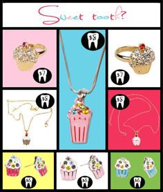 Cupcakes and popcorn accessories. #cupcakes #popcorn #sweets