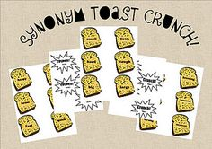 Synonym Toast Crunch