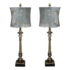 Casa Cortes 'Parisian Buffet' Hand-crafted Table Lamp (Set of 2) | Overstock.com Shopping - Great Deals on Casa Cortes Table Lamps