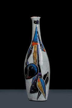 Fantoni modernist vase