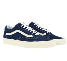 Vans - Old Skool Vintage Shoes dress blues