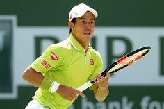 Kei Nishikori vs Mikhail Kukushkin Indian Wells Masters tennis live: Nishikori…