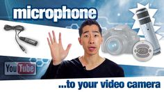 What Is The Best Microphone To Use For Youtube Video Cameras