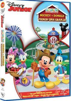 Mickey y Donald tienen una granja. Març 2014