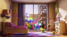 "Pixar ""Easter eggs."""