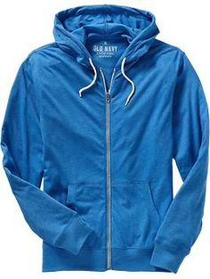 Men's Zip-Front Hoodies | Old Navy | Men's Looks | Pinterest ...