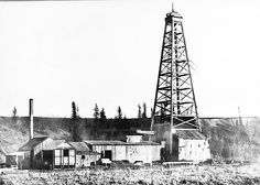 Turner Valley's Dingman No. 1 was the well that started it all in Alberta in 1914 Calgary, Discovery, History, World, Fiction, Times, Google Search, News, Historia