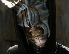 Mouth Of Sauron, Bruce Spence