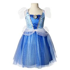 Disney Princess Cinderella Dress Disney Princess http://www.amazon.com/dp/B00Y8POL7G/ref=cm_sw_r_pi_dp_gqXnxb1R6JJMP