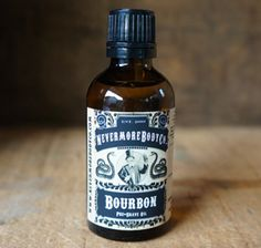 Bourbon Pre-Shave Oil by Nevermore Body Co.