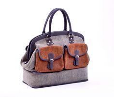 Designer Bowling bag | Natural Furnish:Home Furnishings, Furniture, Kilim Rugs, Pillows, Poufs, Ottomans