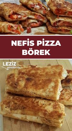 Breakfast Recipes, Dinner Recipes, Pizza, Turkish Recipes, Cookie Recipes, French Toast, Food And Drink, Cookies, Desserts