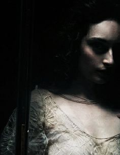 """The shadows played the angles of her face like a pianist on the keys. Beauty danced there in the steady  line of her jawline and the crescendo of her cheekbones. The Raven King could not outdo her in confidence, could not overcome her in his evil. """"What are you to me"""" he snarled. """"your hands are as red as mine are, you do not get to play an angel."""" She smiled and repleyed. """"My sainthood comes not in my actions, but rather for their cause. I have fought to save a people, not to destroy one"""""""