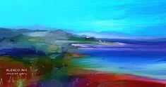 New artwork for sale! Oeuvre D'art, Painting, Artists, Landscape, The Originals, Digital, Gallery, Artwork, Poster