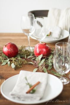 Get the recipe for this stunning floral Christmas table runner you can create in just 5 minutes, for less than $15!