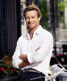 (55) simon baker | Tumblr
