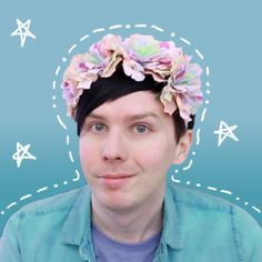 ✧who here loves dan and phil? I Smile, Make Me Smile, Jessie Paege, David Dobrik, Sam And Colby, Cat Whiskers, Smile Everyday, Phil Lester, Amazingphil