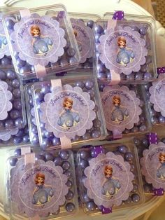 Sofia the First Birthday Party Ideas | Photo 5 of 5 | Catch My Party