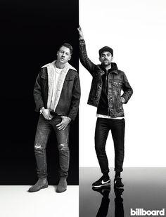 Macklemore & Ryan Lewis Billboard Cover Shoot | Billboard