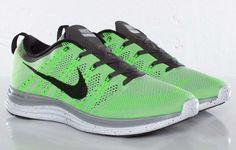 "Nike Flyknit One+ ""Electric Green"""