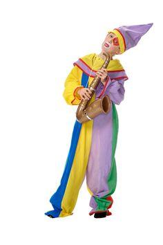 Disfraz de #payaso para niños