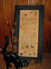 Witches Brooms ~This stitched up nicely! Quilting Classes, Holidays Halloween, Halloween Ideas, Witch Broom, Halloween Cross Stitches, Cross Stitch Samplers, Punch Needle, Hallows Eve, Needlework