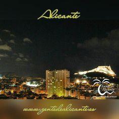 GENTE DE ALICANTE: Bona Nit #GentedeAlicante!  Con ésta preciosa #f...