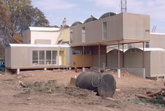 Factory Built Homes, Paul Rudolph, Modular Housing, Modular Structure, Heritage Foundation, Construction Drawings, Fort Walton Beach, Plywood Sheets, Contemporary Photographers