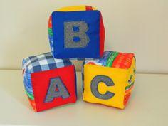 A B C Blocks.