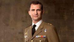 Prince Felipe of Asturias