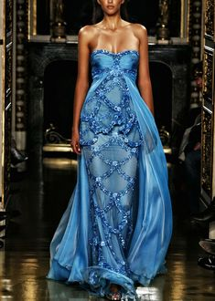 Gorgeous dresses from Zuhair Murad