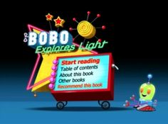 Bobo Explores Light (Game Collage) app review by Katie Bircher at The Horn Book, July 12, 2012