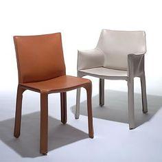 Cab Chair - Mario Bellini