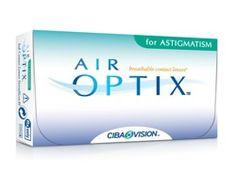 Soczewki Air Optix for Astigmatism 3szt.