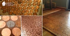 DIY Penny Floor projects and Penny Floor articles. Get landscaping and gardening advice about Penny Floor at Pretty Purple Door
