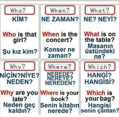 This Pin was discovered by Nin Learn Turkish Language, Learn A New Language, English Lessons, Learn English, Cute Quotes For Him, Turkish Lessons, Explanation Text, Language Quotes, English Sentences