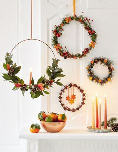 Some cheap ideas for Christmas tree projects – Christmas time is upon us and you may have also made some Christmas preparations. Have you thought about Christmas tree projects? Christmas Room, Noel Christmas, Winter Christmas, Christmas Wreaths, Christmas Crafts, Xmas, Cheap Christmas, Natural Christmas Decorations, Orange Christmas Tree