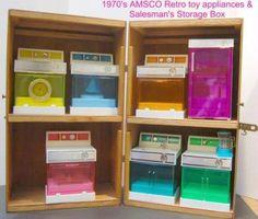 AMSCO Kitchen in Salesman's Box | Flickr - Photo Sharing!