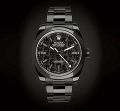 My next watch - Titan Black Rolex - Milgauss Revenge