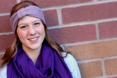 ear warmer headband - free crochet pattern