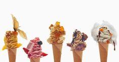 Culinaire ijsjes bij IJssalon Rocambolesc