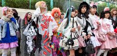 I don't want to go to heaven... I want to be a Harajuku girl   Essay   Feature   NOT JUST A LABEL