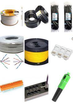 Equipos + Herramientas + Materiales utilizados en la Infraestructura Común de Telecomunicaciones | ICT | Precios Toothbrush Holder, Tools, Architecture