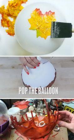 Lots of Creative DIY Bowl Ideas & Tutorials!